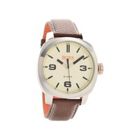 Hugo Boss Orange 1513411 Cape Town Brown Leather Strap Watch - W45103