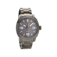 Hugo Boss Orange 1513420 Cape Town Grey Stainless Steel Ionic Finish  Bracelet Watch - W45105