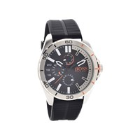 Hugo Boss Orange 1513290 Black Resin Strap Watch - W45108