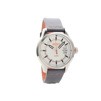 Hugo Boss Orange 1550015 Stainless Steel Grey Fabric Strap Watch - W45115