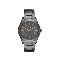 Armani Exchange AX2330 Grey Ion Plated Bracelet Watch - W6272