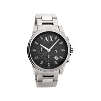 Armani Exchange AX2092 Stainless Steel Chronograph Bracelet Watch - W6281