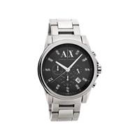 Armani Exchange AX2092 Stainless Steel Chronograph Bracelet Watch - W6281