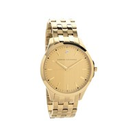 Armani Exchange AX2167 Gold Plated Bracelet Watch - W6561