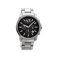 Armani Exchange AX2084 Stainless Steel Chronograph Bracelet Watch - W6574