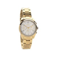 DKNY NY2471 Crosby Gold Plated Chronograph Bracelet Watch - W67111