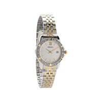 Seiko SUR732P1 Two Tone Stone Set Bracelet Watch - W7849