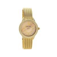 Anne Klein AK/N2208TMGB  Gold Tone Mesh Bracelet Watch - W8085