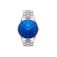 Storm 47159B Slim-X Lazer Blue Bracelet Watch - W8706