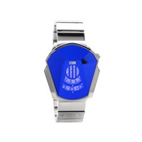 Storm 47001/B Darth Lazer Blue Stainless Steel Bracelet Watch - W87111
