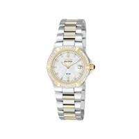Citizen EW0894-57D Riva Two Tone Diamond Set Eco-Drive Bracelet Watch - W9205
