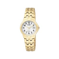 Citizen EW1542-59A Gold Plated Eco-Drive Bracelet Watch - W9209