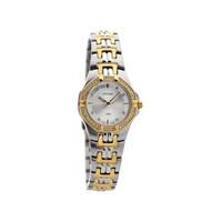 Pulsar PTC388X1 Two Tone Stone Set Bracelet Watch - W9385
