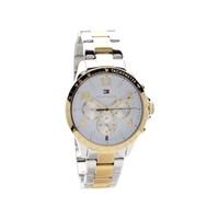 Tommy Hilfiger 1781644 Dani Two Tone Bracelet Watch - W9535