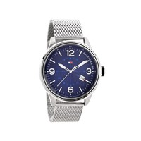 Tommy Hilfiger 51791106 Peter Stainless Steel Mesh Bracelet Watch - W9567