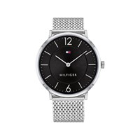 Tommy Hilfiger 1710355 James Stainless Steel Mesh Bracelet Watch - W9572