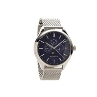 Tommy Hilfiger 1791302 Oliver Chronograph Mesh Bracelet Watch - W9573