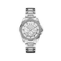 Guess W0286L1 Intrepid 2 Stainless Steel Stone Set Bracelet Watch - W9659