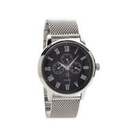 Guess W0871G1 Delancy Stainless Steel Mesh Bracelet Watch - W9833