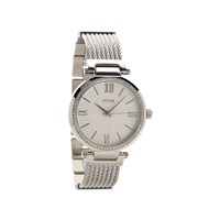 Guess Soho Stainless Steel Bangle/Bracelet Watch - W9864