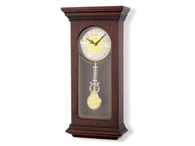 Seiko Pendulum Chiming Wall Clock C7125 F Hinds Jewellers