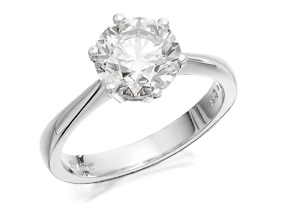 Buy Platinum Ring Uk