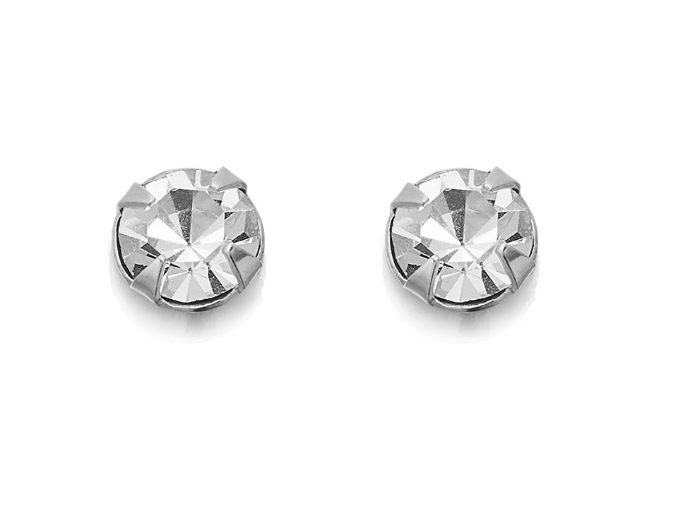 654b8d6eb Default Image Silver Crystal Andralok Earrings - 3mm - F9910Alternative  Image1. compare. Product Information ...