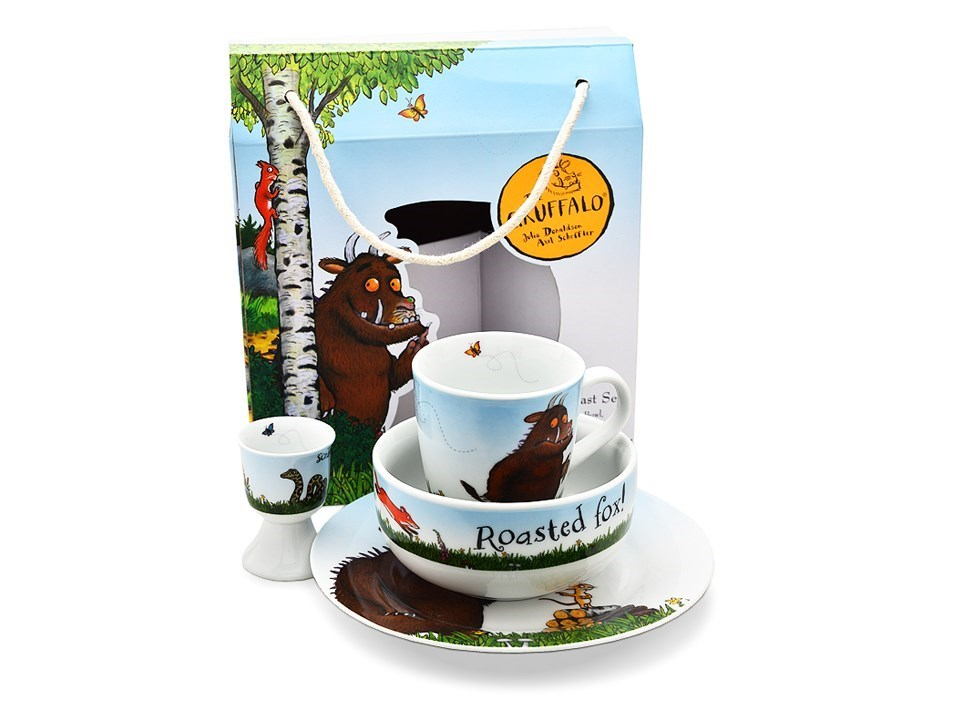 Default Image  sc 1 st  F.Hinds & Gruffalo Porcelain Breakfast Set - P7938 | F.Hinds Jewellers