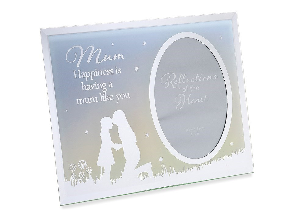 Celebrations Reflections Of The Heart Mum Photo Frame - P8809