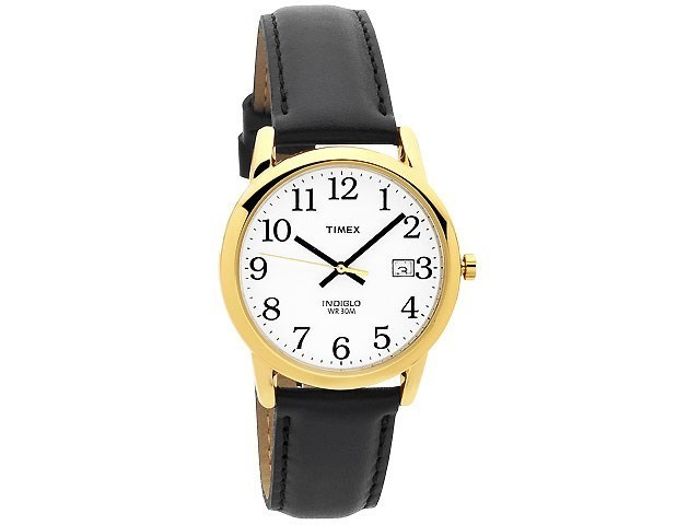 timex t2h291 classic gold plated black leather strap indiglo watch default image timex t2h291 classic gold plated black leather strap indiglo watch