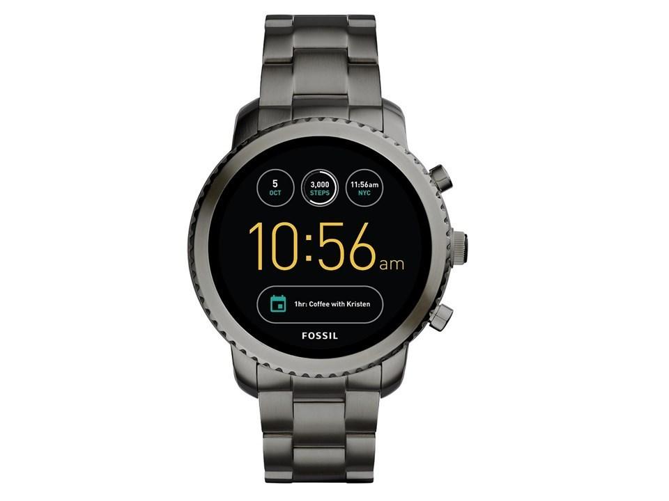 fossil ftw4001 q explorist bracelet smartwatch w10133 f hinds jewellers. Black Bedroom Furniture Sets. Home Design Ideas
