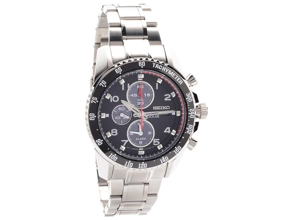 Seiko Ssc271p9 Sportura Solar Chronograph Bracelet Watch W2485 F
