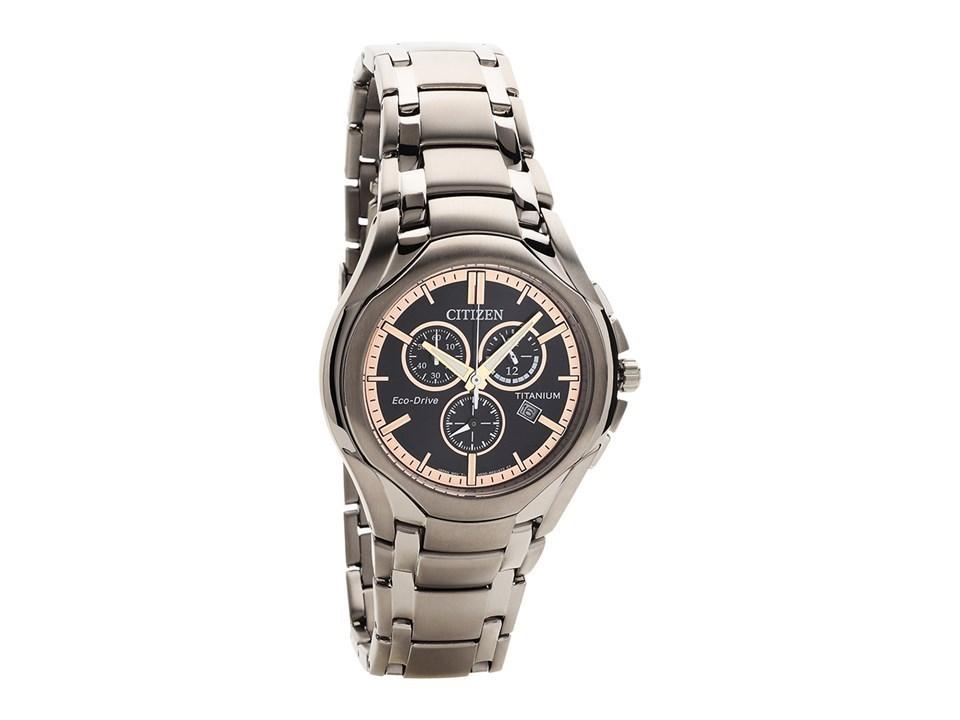f277dae3343 Default Image Citizen AT0940-50G Titanium Eco-Drive Chronograph Bracelet  Watch - W3926Alternative Image1