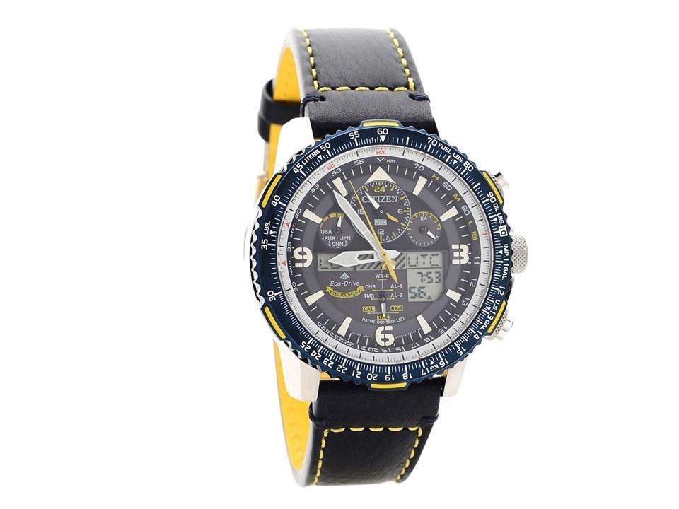 879ab028fec Default Image Citizen JY8078-01L Promaster Blue Angels Skyhawk A-T Watch -  W3928Alternative ...