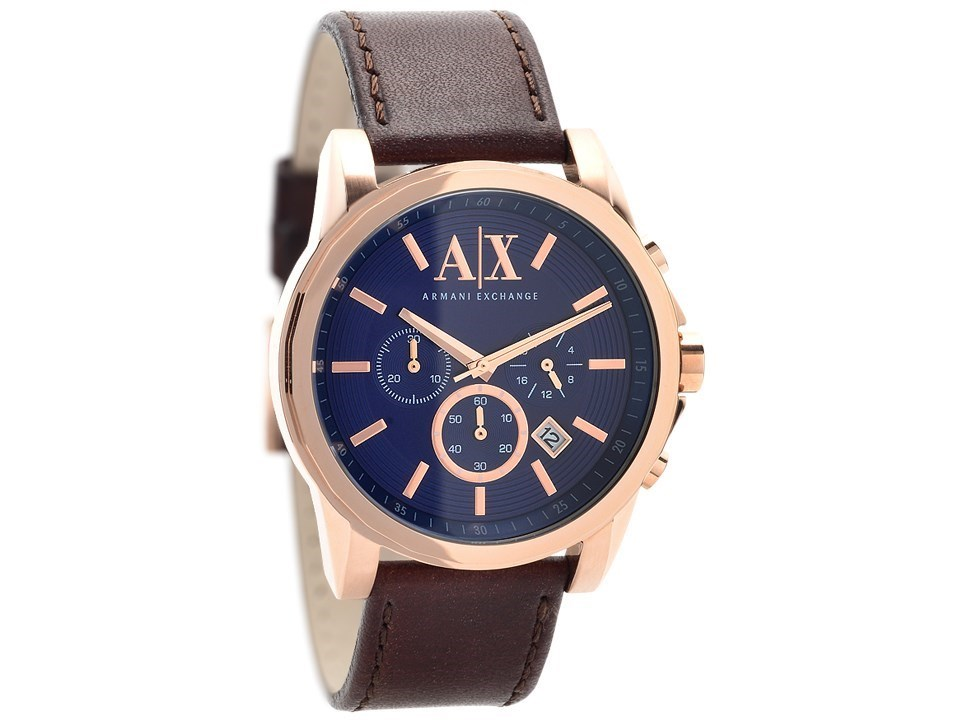 Fashion style Exchange Armani watches leather pictures for girls