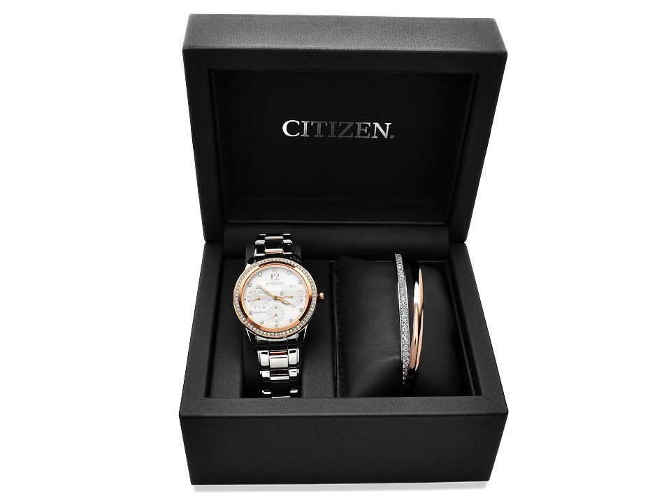 how to automatically set citizen eco drive watch time