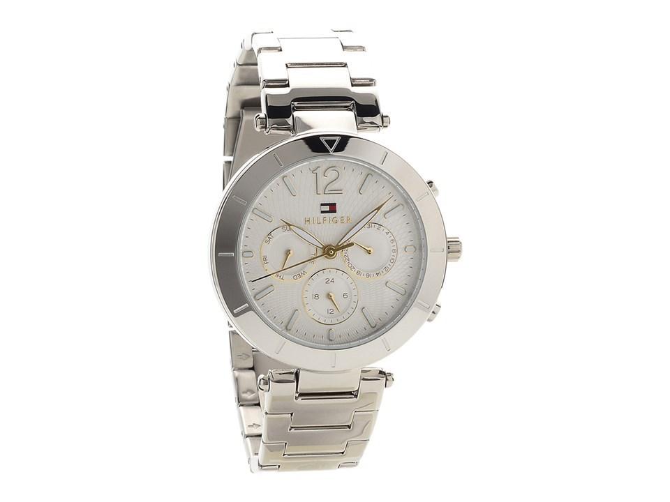 tommy hilfiger 1781877 chloe stainless steel bracelet watch w95107 f hinds jewellers. Black Bedroom Furniture Sets. Home Design Ideas
