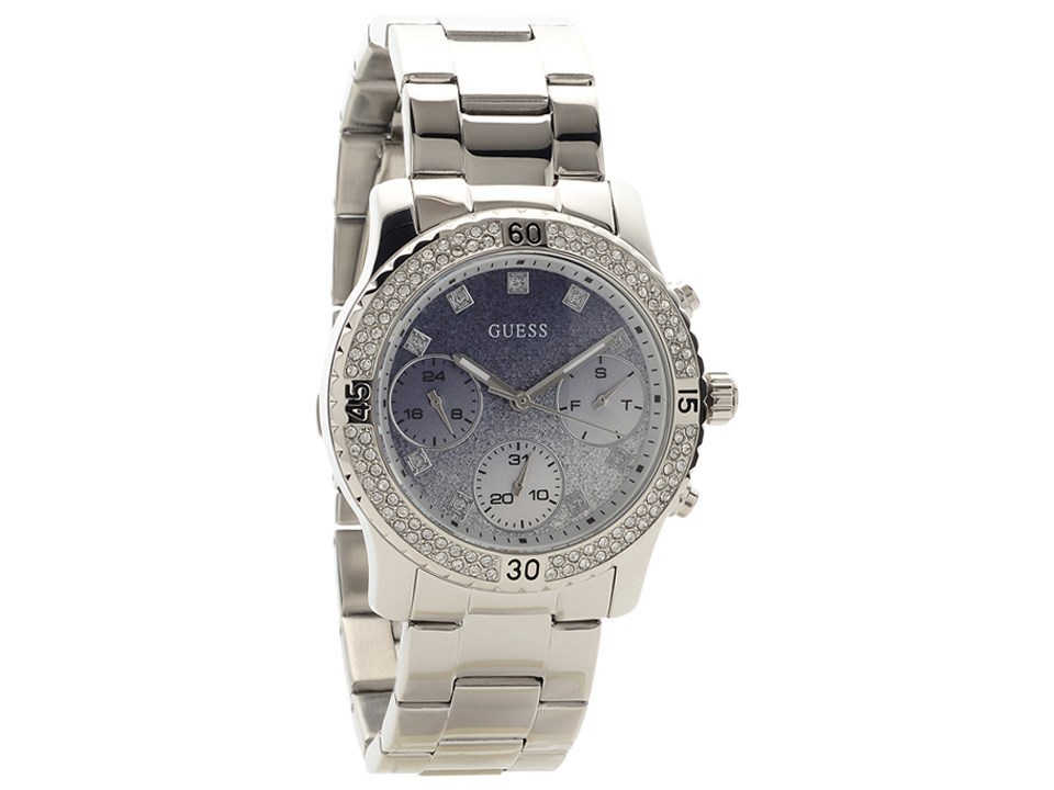 Guess W0774L6 Confetti Chronograph Crystal Set Bracelet ...