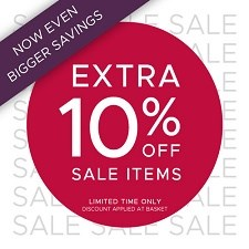 Extra 10 Off Sale